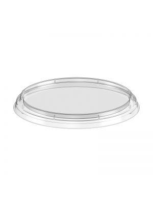 ø122 mm deksel voor plastic bakjes