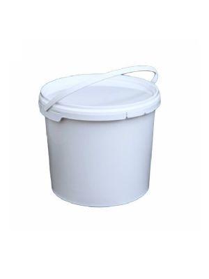 Emmer 5,7 liter met garantiesluiting en deksel