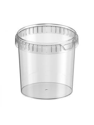 ø133 mm 1200 ml plastic bakje (TE)
