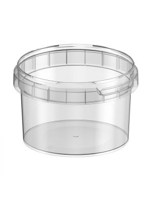 ø95 mm 280 ml plastic bakje (TE)