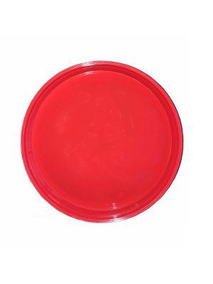 Ø118 mm Deksel (rood)