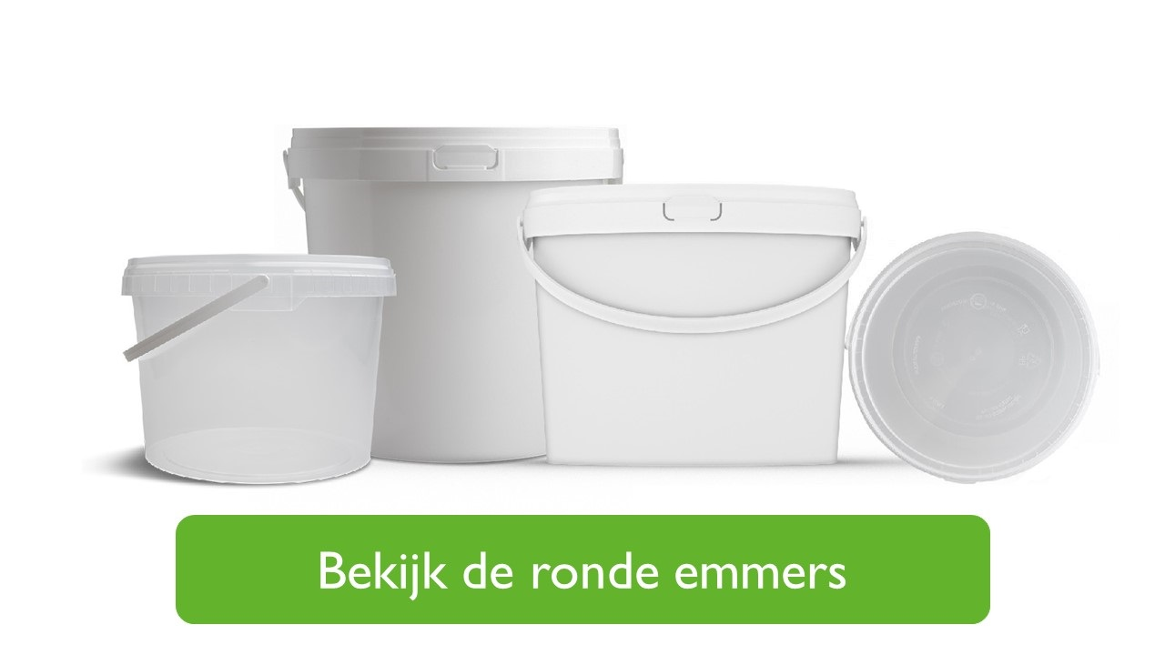 Ronde emmers