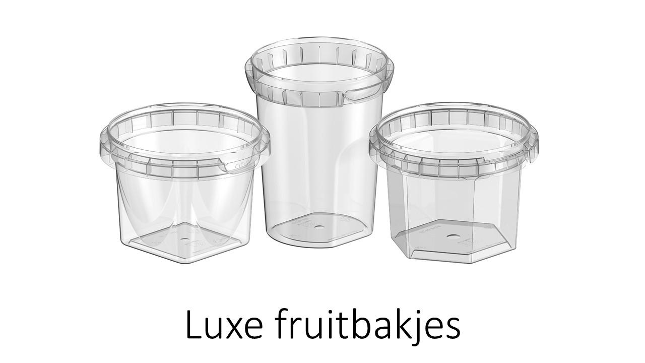 Luxe fruitbakjes