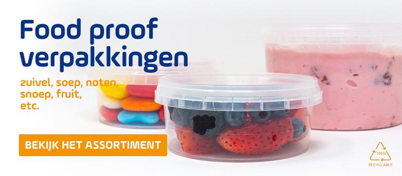 Food proof verpakkingen