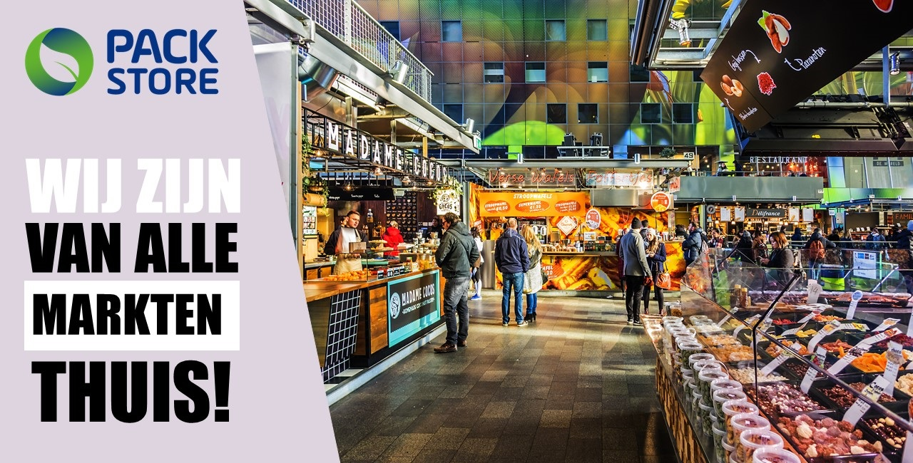 Blog: van alle markten thuis!